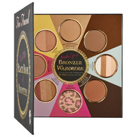 Sephora: Too Faced : The Little Black Book of Bronzers : makeup-palettes