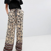 Kiss The Sky Festival Wide Leg Trousers at asos.com