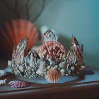 Sweet Sea Mermaid Crown – Wild & Free Jewelry