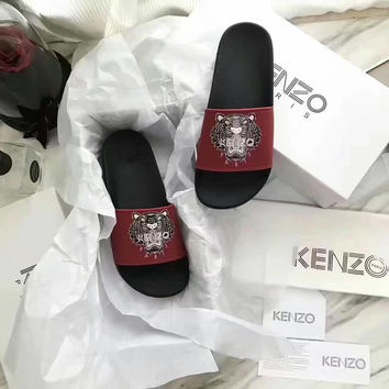 shosouvenir : Kenzo Casual Fashion Women Sandal Slipper Shoes