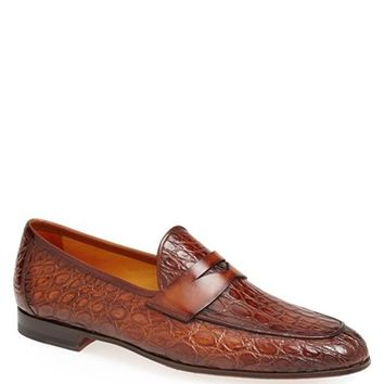 Men's Magnanni 'Carlos' Penny Loafer,