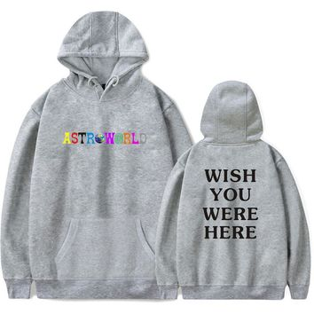 KPOP BTS Bangtan Boys Army 2018  hot sall ASTROWORLD Hooded Hoodies Men/Women Clothes 2018 Harajuku Hip Hop Hoodies Sweatshirt Male Plus Size 4XL AT_89_10