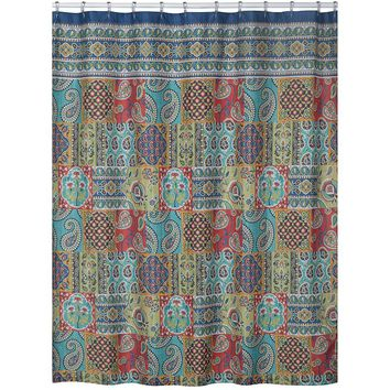 Creative Bath Sasha Fabric Shower Curtain