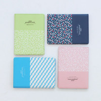 PLEPLE Ololo pattern passport cover case