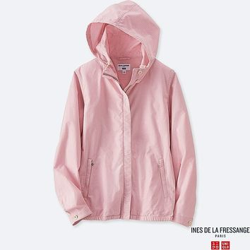 WOMEN INES 100% COTTON POPLIN PARKA | UNIQLO UK