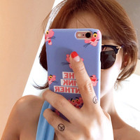 High-quality Cartoon Cover for iPhone 7 7Plus & iPhone 6 6s Plus & iPhone 5s se Case +Gift Box-D93