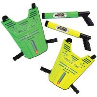 Water Sports Water Tag set with Stream Machines and Vests