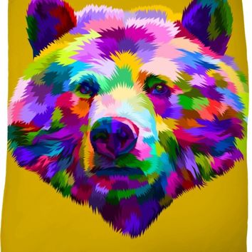 ROFB Bear Fleece Blanket