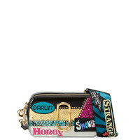 Marc Jacobs Kaia Snapshot Patchwork Camera Bag