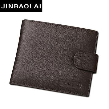 Wallet Men Leather Wallets Male Purse Money Credit Card Holder Case Coin Pocket Brand Design Money Billfold Maschio Clutch