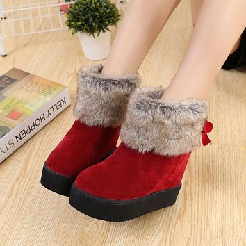DCCK0OQ On Sale Hot Deal Height Increase Winter With Heel Boots [9432933386]