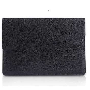 Leather Sleeve Case For MacBook