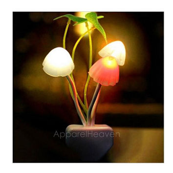 Novelty modern sconce wall nightlights ornamental flowerpot wall lamps solar 220V led lights twilight fixtures children toys AP = 1652580100