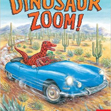 Dinosaur Zoom! Board book – August 5, 2014