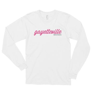 GAYETTEVILLE BRANDS Long sleeve t-shirt (unisex)