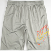 Nike Sb Sunday Fade Mens Dri-Fit Sweat Shorts Heather  In Sizes