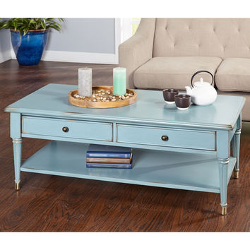 Simple Living Emilia Coffee Table | Overstock.com Shopping - The Best Deals on Coffee, Sofa & End Tables