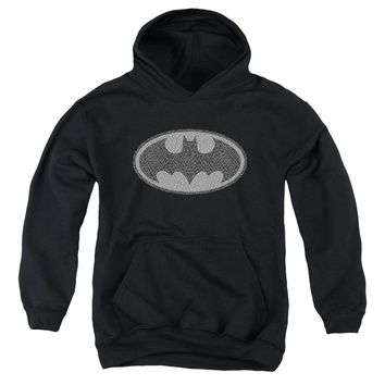 Batman - Elephant Signal Youth Pull Over Hoodie