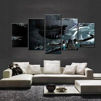 Star Wars X-Wing Canvas