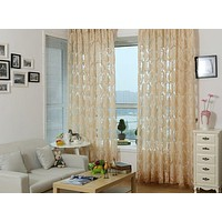 Sheer Curtains Window Treatments - Dolce Mela DMC475