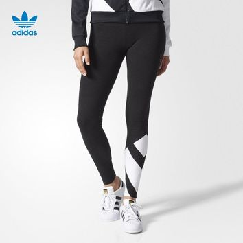"""Adidas"" Women Sport Casual Multicolor Tight Yoga Leggings Pants Trousers Sweatpants"