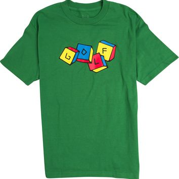GOLF WANG GOLF BLOCKS SS TEE