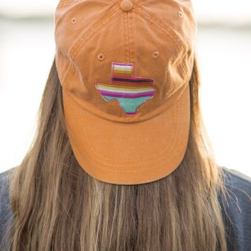 Pinata Serape Cotton Hat