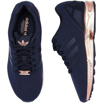 ADIDAS ZX Flux Women Running Sport Casual Shoes Sneakers I