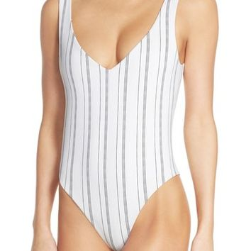 Boys + Arrows 'Bad News Bonnie' One-Piece Swimsuit | Nordstrom