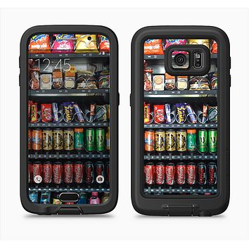 The Vending Machine Full Body Samsung Galaxy S6 LifeProof Fre Case Skin Kit
