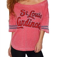 Womens St. Louis Cardinals Tee | SportyThreads.com