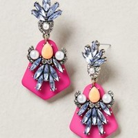 Filtered Sunset Earrings by Baublebar x Anthropologie Pink One Size Earrings