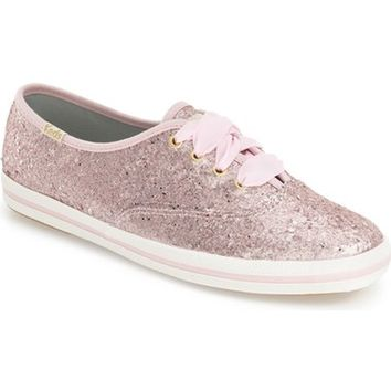 Keds® for kate spade new york glitter sneaker (Women) | Nordstrom