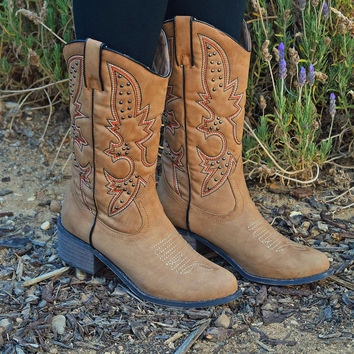 The Rancher Cowgirl Boot