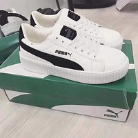 PUMA Rihanna joint sponge cake with a new color