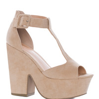 Jane Doe Platforms in Ivory