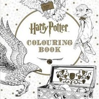 Harry Potter Colouring Book : Warner Brothers : 9781783705481