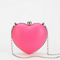 Urban Outfitters - Cooperative Heart Hard-Case Crossbody Clutch