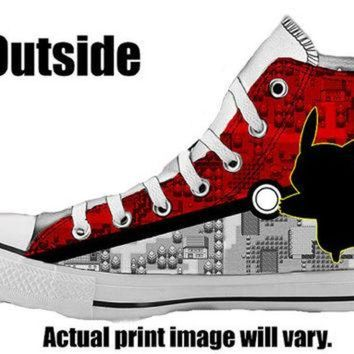 DCKL9 Pokemon Custom Converse All Stars