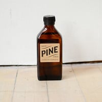 Dram Apothecary Pine Syrup [DA Pine Syrup] : ORN HANSEN, Vintage + American Made General Store
