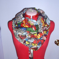 Marvel Comic Infinity Scarf
