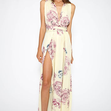 Down Low Dress - Floral
