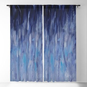 Mood Blackout Curtain by duckyb