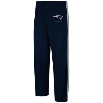New England Patriots Classic Synthetic Pants - Navy Blue
