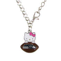 Seattle Seahawks Hello Kitty Bracelet