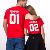 Thanksgiving Couple Shirts, Pumpkin Shirt, Thanksgiving Couple, Thanksgiving Shirt, Couple Pumpkin Shirts, Pumpkin Thanksgiving Shirt