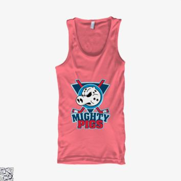 Mighty Pigs, The Simpsons Tank Top