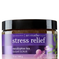 Sugar Scrub Stress Relief - Eucalyptus Tea