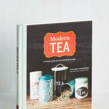 Modern Tea by Chronicle Books from ModCloth