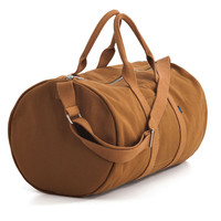 BAGGU Canvas Duffel Bag Chestnut - Default Title